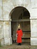 Royal Horse Guard, London, England Stock Photography