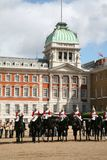 Royal Horse Guards in London Royalty Free Stock Images