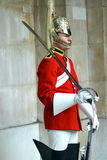 A Royal Horseguard Soldier Royalty Free Stock Image