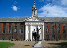 Royal Hospital Chelsea, London. Royalty Free Stock Photos
