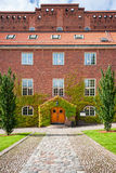 Royal Institute of Technology. Stockholm, Sweden Stock Photography