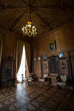 Royal interior in Vorontsov Palace. Royalty Free Stock Photo