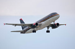 Royal Jordanian Airbus A320 Stockfotografie