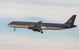 Royal Jordanian Airbus A321 Stock Photos