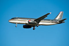 Royal Jordanian Airline Royalty Free Stock Image
