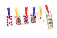 royal kasę zdjęcie royalty free