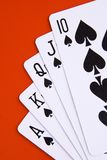 royal kasę Obraz Stock