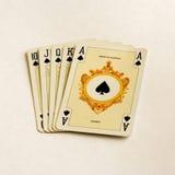royal kasę Zdjęcia Royalty Free