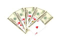 royal kasę Obrazy Stock