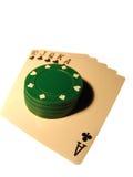 royal kasę prosto Zdjęcie Royalty Free