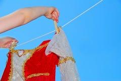 Royal Laundry Stock Image