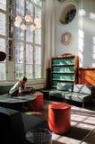 The Royal Library Det Kongelige Bibliotek. COPENHAGEN, DENMARK - SEPTEMBER 5, 2014 : The Royal Library Det Kongelige Bibliotek in Copenhagen, is the national Stock Photography