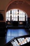 The Royal Library Det Kongelige Bibliotek. COPENHAGEN, DENMARK - SEPTEMBER 5, 2014 : The Royal Library Det Kongelige Bibliotek in Copenhagen, is the national Royalty Free Stock Photos