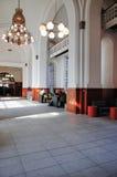 The Royal Library Det Kongelige Bibliotek. COPENHAGEN, DENMARK - SEPTEMBER 5, 2014 : The Royal Library Det Kongelige Bibliotek in Copenhagen, is the national Royalty Free Stock Image