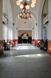 The Royal Library Det Kongelige Bibliotek. COPENHAGEN, DENMARK - SEPTEMBER 5, 2014 : The Royal Library Det Kongelige Bibliotek in Copenhagen, is the national Royalty Free Stock Images