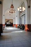 The Royal Library Det Kongelige Bibliotek. COPENHAGEN, DENMARK - SEPTEMBER 5, 2014 : The Royal Library Det Kongelige Bibliotek in Copenhagen, is the national Stock Photo