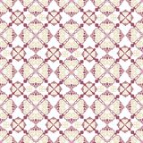 Royal lily. Seamless pattern. Royal lily. Seamless damask pattern for textile, scrapbooking and webdesign Royalty Free Stock Photos