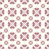 Royal lily. Seamless pattern. Royal lily. Seamless damask pattern for textile, scrapbooking and webdesign Stock Photography