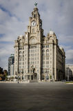 Royal Liver Building, Liverpool Royalty Free Stock Image