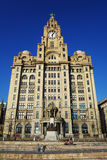 Royal Liver Building Royalty Free Stock Photos