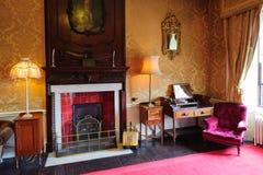 Royal living room Royalty Free Stock Photography