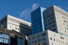 Royal London Hospital Royalty Free Stock Photo