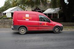 Royal Mail Van Foto de Stock