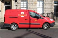 Royal Mail Van Fotografie Stock
