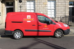 Royal mail van Stock Photos