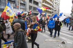 Royal march Stock Photos