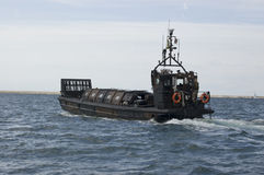 Royal Marine landing craft, Portland Harbour Stock Photography