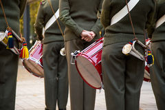 The royal marines Royalty Free Stock Image