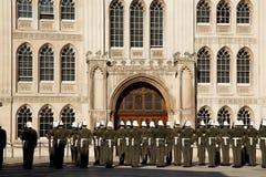 Royal marines Stock Photo