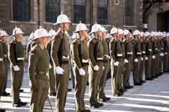 Royal marines Stock Photography
