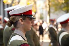 Royal marines Royalty Free Stock Photos