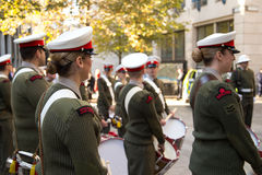 Royal marines Royalty Free Stock Photography