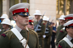Royal marines Royalty Free Stock Image