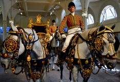 Royal Mews, London, UK Stock Photos