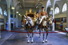 The Royal Mews, London Stock Photo