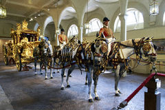 The Royal Mews, London Stock Photography