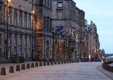 Royal Mile Stock Photography