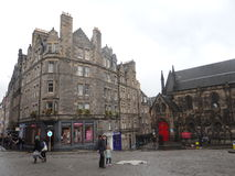 The Royal Mile Stock Images