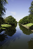 Royal Military Canal, Hythe Royalty Free Stock Photography