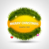 A royal modern christmas background, new year background.  Stock Image