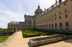 Royal Monastery Stock Image