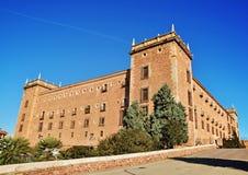 Royal Monastery El Puig, Spain Stock Photos