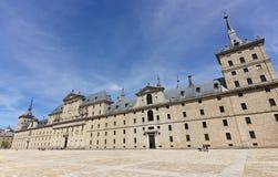 Royal Monastery facade Stock Photography