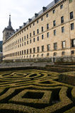 Royal Monastery of San Lorenzo de El Escorial, Madrid Stock Photos