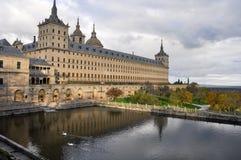 Royal Monastery of San Lorenzo de El Escorial, Madrid Stock Image