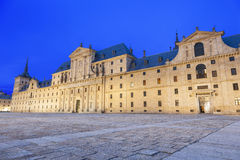 Royal Monastery of San Lorenzo de El Escorial Stock Photos